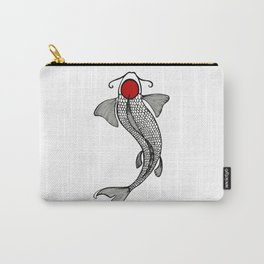 Tancho Koi Carry-All Pouch