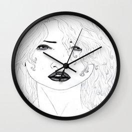 CHUBBY VOODOO  Wall Clock