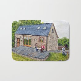 Ferns Barn, Herefordshire Bath Mat