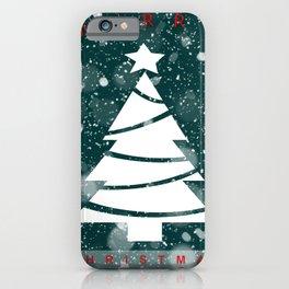 JL STAR NAVIDAD iPhone Case