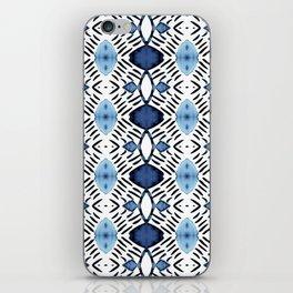 Blue Tundra iPhone Skin