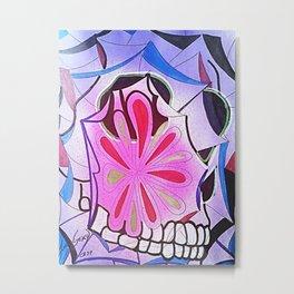 CRÁNEOS 27 Metal Print
