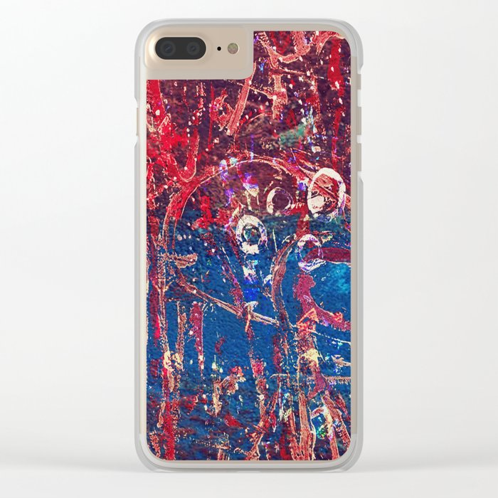 Opinion and Carolina Reaper Clear iPhone Case