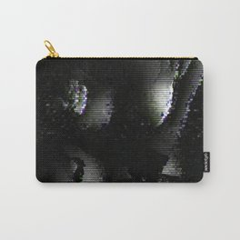 Static VHS Seduction Carry-All Pouch