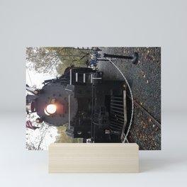 Steam in the Smokies Mini Art Print