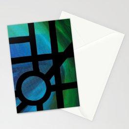 Washington DC's Logan Circle.  Stationery Cards