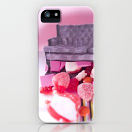 I Love That Emo Couch iPhone Case