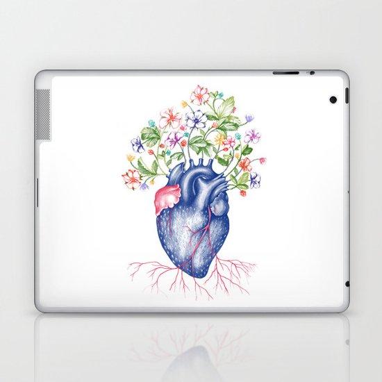 Strawberry Heart  Laptop & iPad Skin