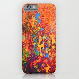 Splatter iPhone Case