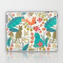 Playing Jungle Laptop & iPad Skin
