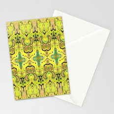 Agnes Lime Stationery Cards
