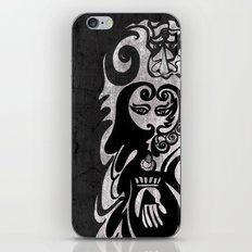 Cosmic Soup - Before Consciousness  Takes Form iPhone & iPod Skin