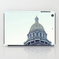 denver iPad Cases featuring Denver by Amelia Kay Photography