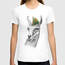 Llamahawk T-shirt