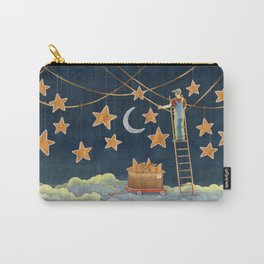Night janitor Carry-All Pouch