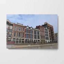 Pittsburgh Tour Series - Buildings Metal Print