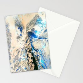 Water art 276 Stationery Cards