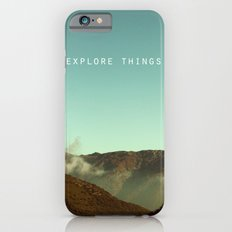 explore things iPhone 6s Slim Case