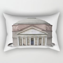 Pantheon, Rome Rectangular Pillow