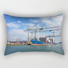 Southampton Port Rectangular Pillow