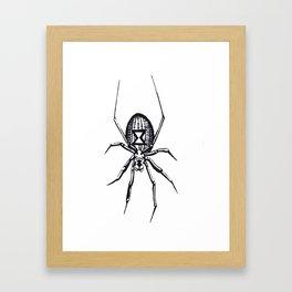 Widow to love Framed Art Print