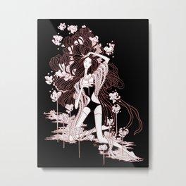Seven Deadly Indulgences - Ecstasy Metal Print