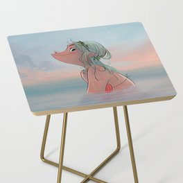 Summer morning Side Table