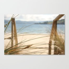 Holiday Home Canvas Print