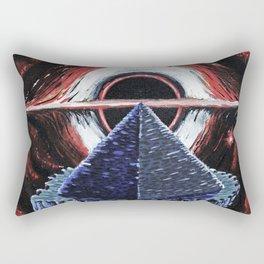 Ancient Astronauts Rectangular Pillow
