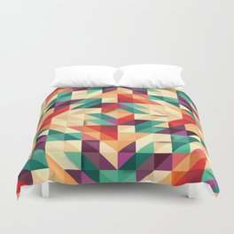 Infiltrate I Duvet Cover