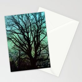 Sunset at Old Kennett Stationery Cards