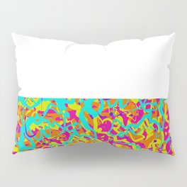 Psyched Out Pillow Sham