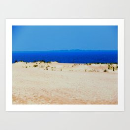 Picture perfect day Art Print