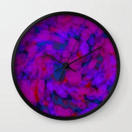 ovoid dynamics Wall Clock