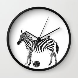Natrual Prisoner Wall Clock