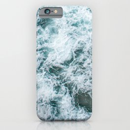 Waves in Abstract iPhone Case