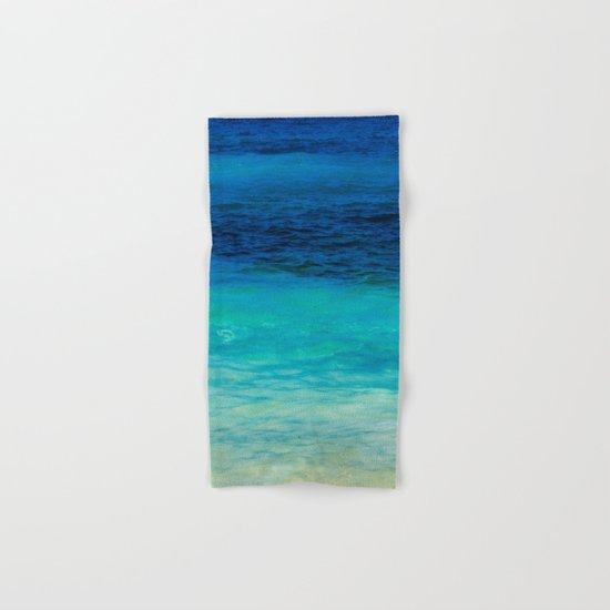 SEA BEAUTY Hand & Bath Towel