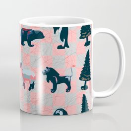 yes, childish Coffee Mug