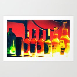 Acquired Taste Art Print