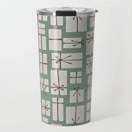 Gift box pile  Travel Mug