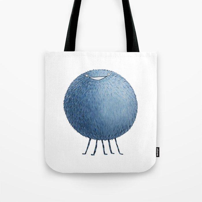 Poofy Moofus Tote Bag