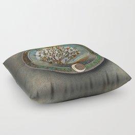 Ouroboros Floor Pillow