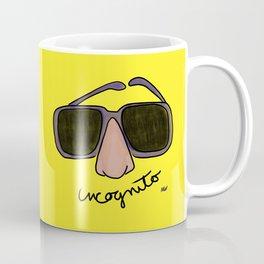 Society6 / Incognito Coffee Mug