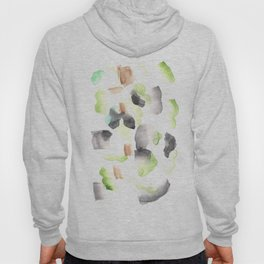 170603 Watercolour Colour Study 5   Modern Watercolor Art   Abstract Watercolors Hoody