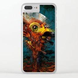 The Big Hunter Clear iPhone Case