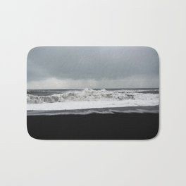 Winter Waves Bath Mat