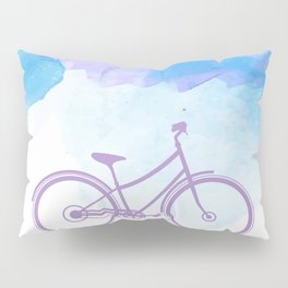 the Bicycle Pillow Sham