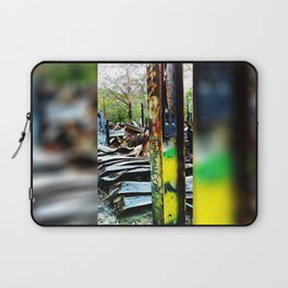 The Beauty in Disaster Laptop Sleeve