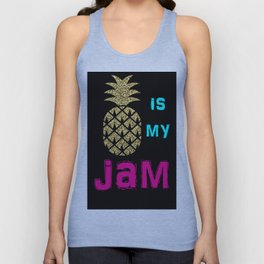 Pineapple is my Jam Unisex Tank Top
