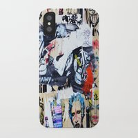 celebrity iPhone & iPod Cases featuring Celebrity by Paper Possible
